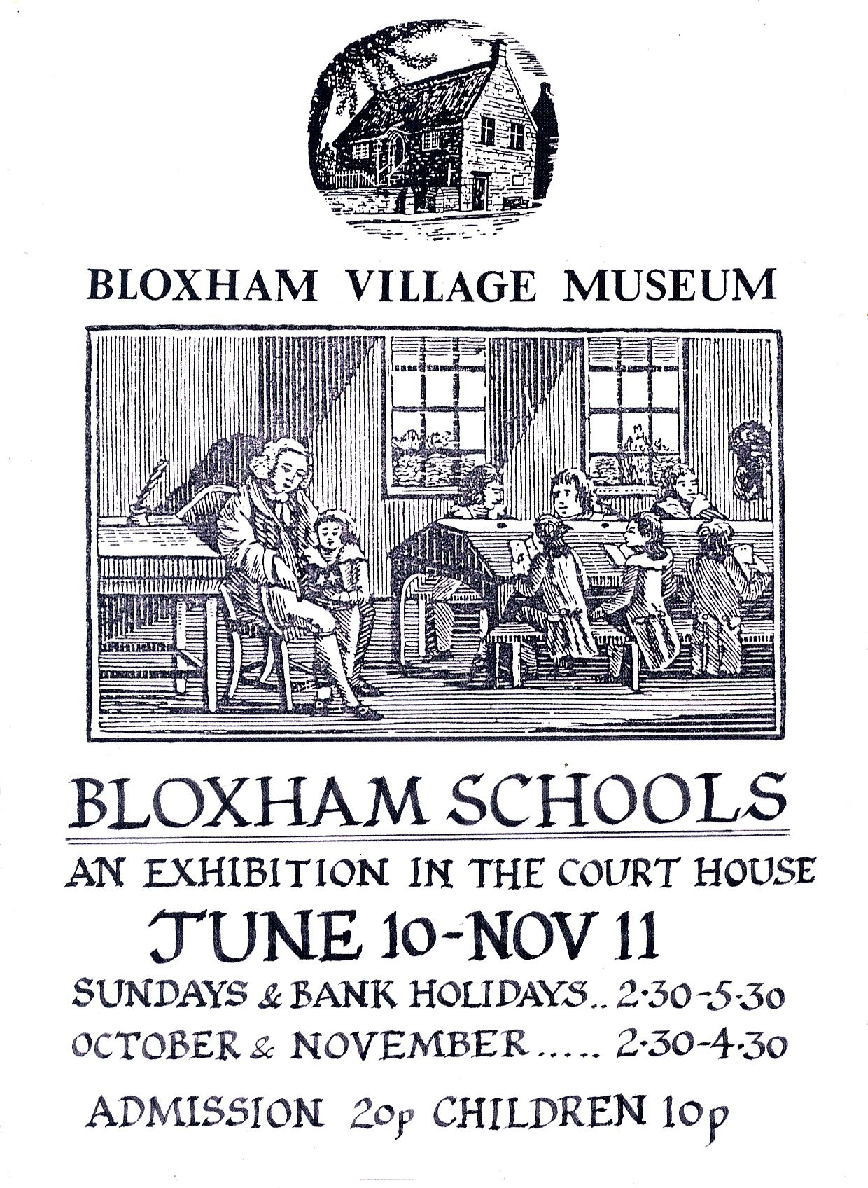 Bloxham Museum Exhibitions