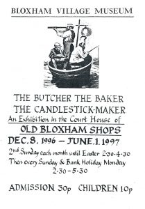 Bloxham Museum Exhibitions