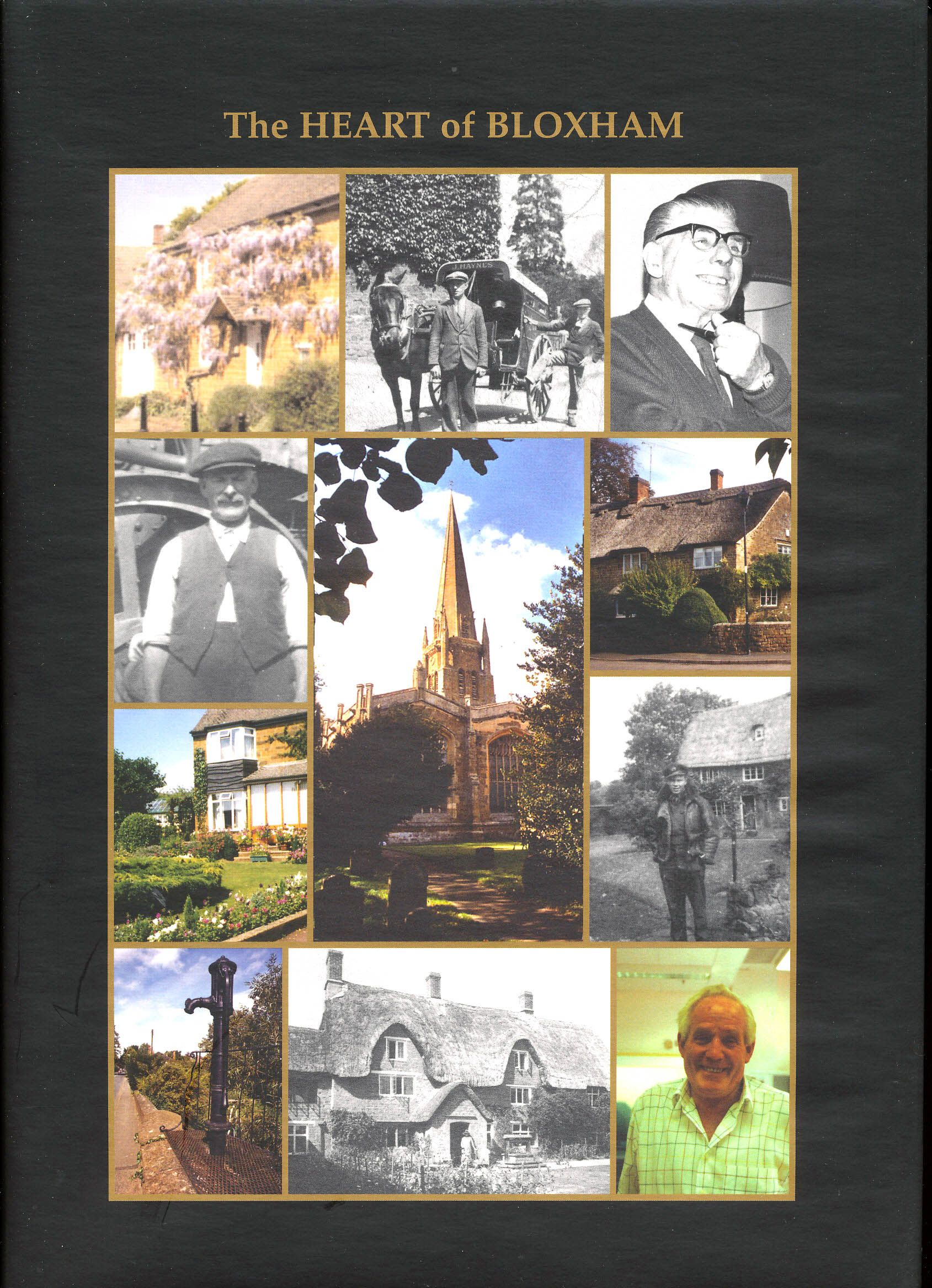 The heart of Bloxham Book